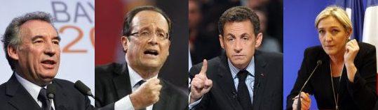 élection présidentielle 2012 fiscalité